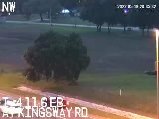 I-4 at Kingsway Rd - Eastbound - 513 - Florida