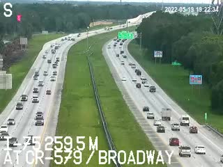 I-75 at CR-574 / Broadway Ave - Unknown - 552 - Florida