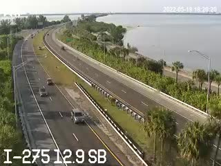 I-275 at N. Rest Area - Southbound - 726 - Florida