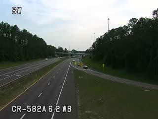 Fletcher WB at I-75 NB Ramp - Westbound - 815 - Florida