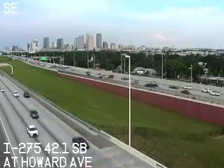 At Howard Ave - Southbound - 834 - Florida