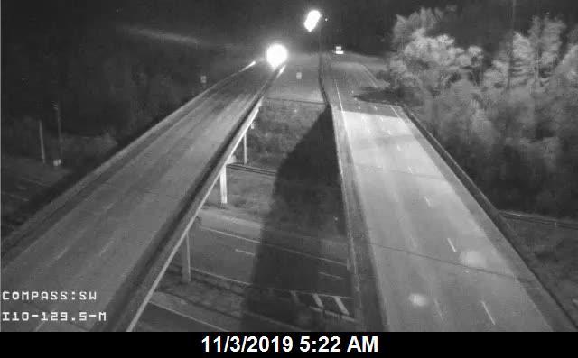 I-10 MM 129.6 (Exit 130) - Westbound - 283 - Florida