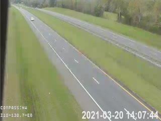 I-10 MM 130.7 EB - Eastbound - 284 - Florida