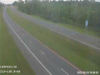 I-10 MM 132.3 WB - Westbound - 285 - Florida