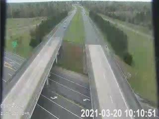 I-10 MM 136.2 (Exit 136) - Westbound - 290 - Florida