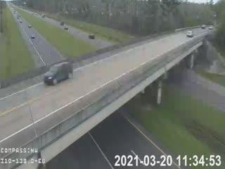 I-10 MM 139 EB (HAR-B) - Eastbound - 292 - Florida