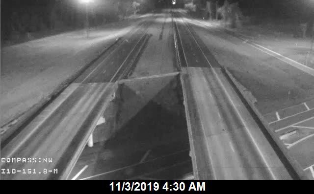 I-10 MM 151.8 (Exit 152) - Westbound - 300 - Florida