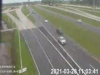 I-10 MM 155.5 EB - Eastbound - 306 - Florida