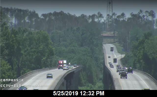 I-10 MM 160.1 M (DMS) - Eastbound - 313 - Florida