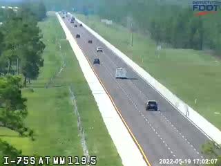 I75S S/O Corkscrew M120 - Southbound - 589 - Florida