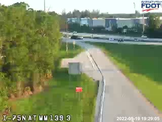 I75N At Luckett M139 - Northbound - 610 - Florida