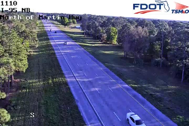 I-95 MP 111.0 Northbound - Northbound - 490 - Florida