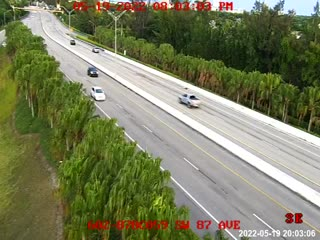 (602) SR-878 at SW 87th Ave - Eastbound - 611 - Florida