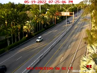 (603) SR-878 at SW 82th Court - Eastbound - 612 - Florida