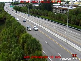 (604) SR-878 at SR-826 - Eastbound - 613 - Florida
