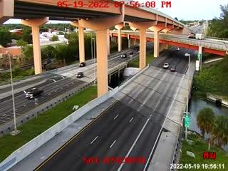 (501) SR-874 at Turnpike/SR-821 - Northbound - 621 - Florida