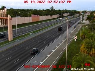 (502) SR-874 at SW 122nd St - Northbound - 622 - Florida