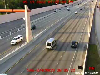 (506) SR-874 at SW 85th St - Northbound - 626 - Florida