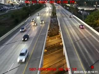 (507) SR-874 at SW 72nd St - Northbound - 627 - Florida