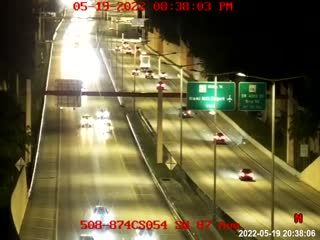 (508) SR-874 at SW 87th Ave - Northbound - 630 - Florida