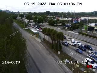 US-1 at Southwest 124th Street - Northbound - 782 - Florida