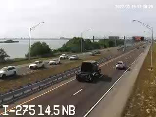 I-275 N at 14.5 NB - Northbound - 728 - Florida