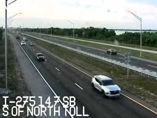 I-275 S of North Toll - Southbound - 729 - Florida
