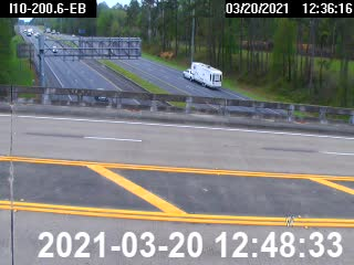 at CR-191/Garcon Point - Eastbound - 578 - Florida