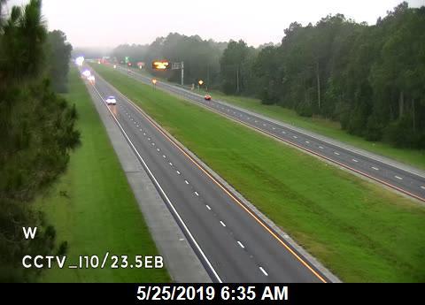 E of SR-281/Avalon Blvd - Eastbound - 597 - Florida