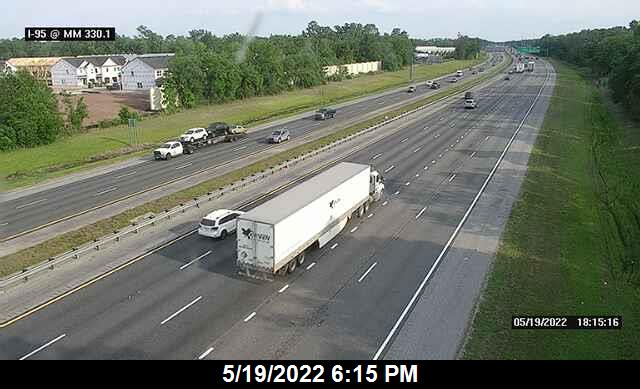 I-95 @ MM 330.1 - Northbound - 632 - Florida