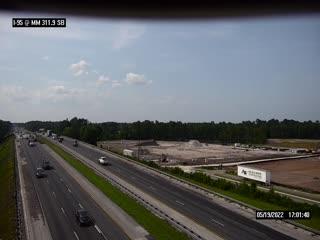 I-95 @ MM 311.9 - Northbound - 658 - Florida