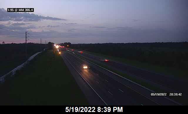 I-95 @ MM 306.4 - Northbound - 665 - Florida