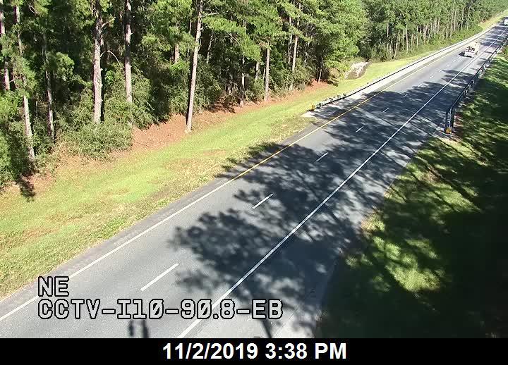 I-10 MM  90.8 EB - Eastbound - 246 - Florida