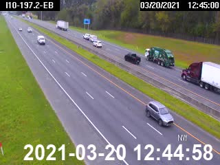 at US-90/SR 10A/Scenic Hwy - Eastbound - 572 - Florida