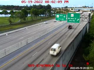 (509) SR-874 at SW 56th St - Northbound - 629 - Florida
