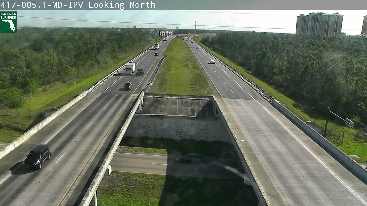 SR-417 N at MM 5.2 - North - 3003 - Florida