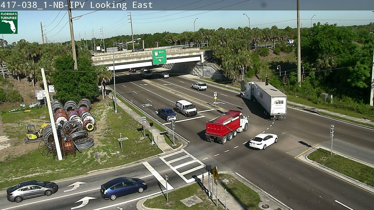 SR-417 MM 38 NB - North - 3004 - Florida