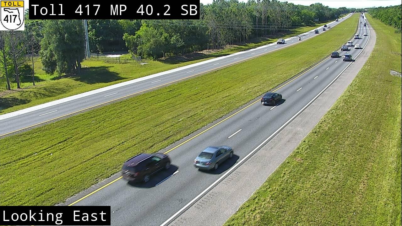 SR-417 MM 40 - South - 3008 - Florida