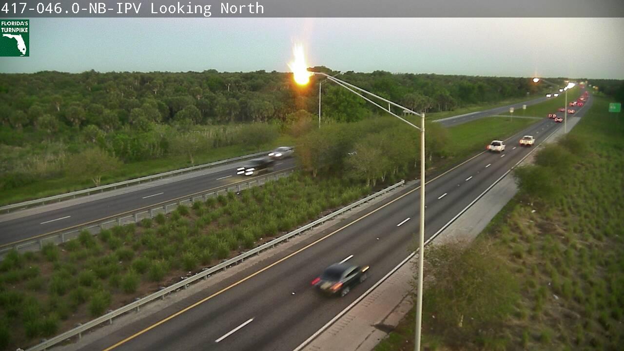 SR-417 MM 46 - Northbound - 3018 - Florida
