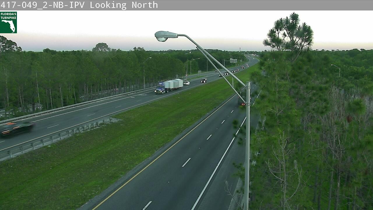 SR-417 MM 49 NB - Northbound - 3023 - Florida