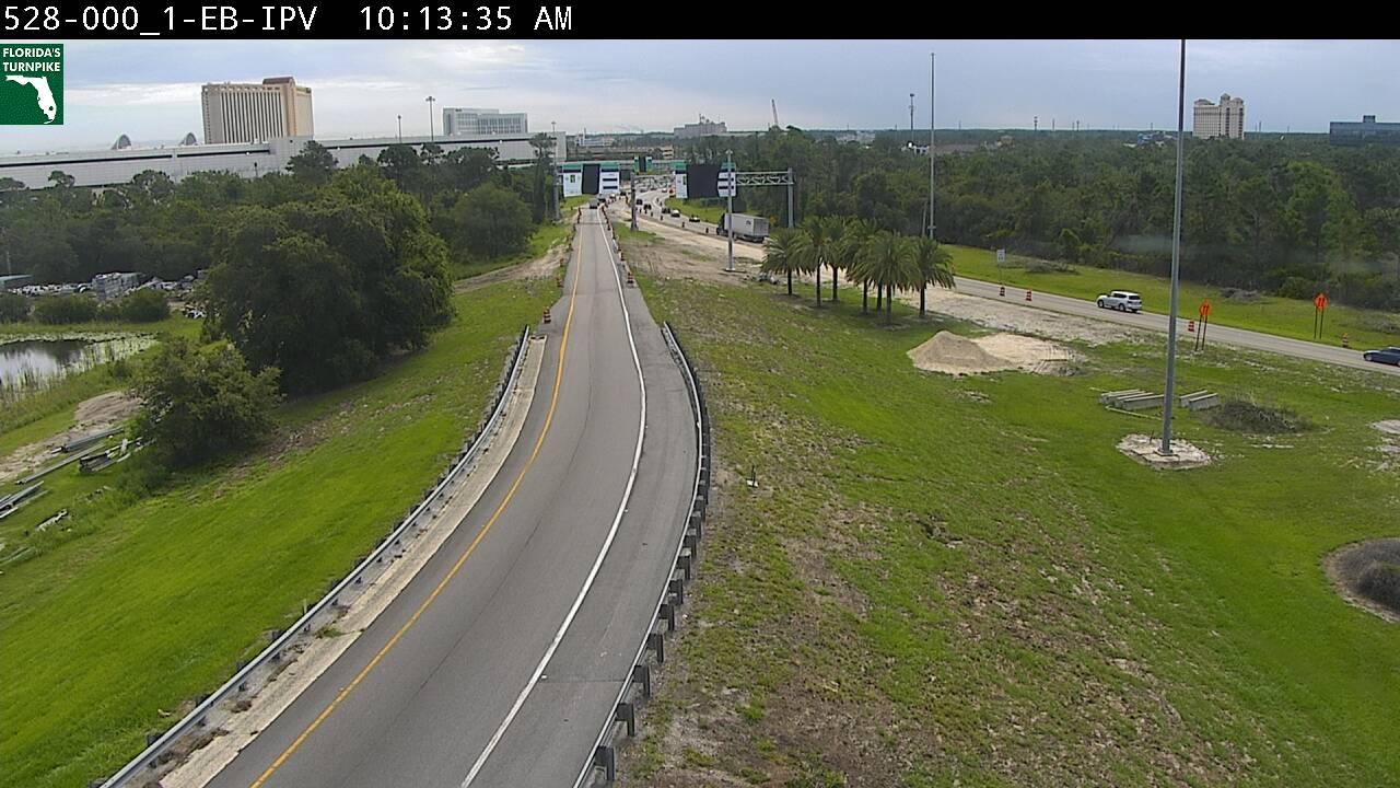 SR-528 MM 00 at I-4 - Eastbound - 3047 - Florida
