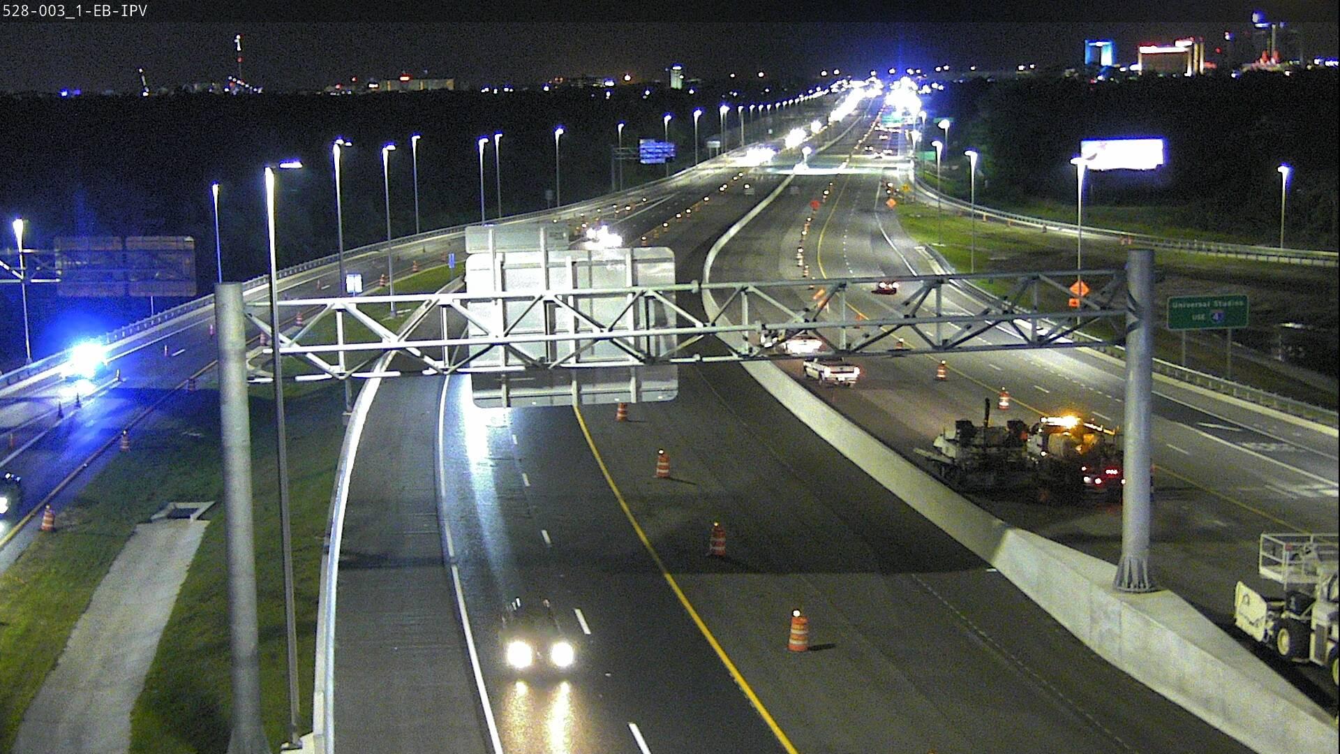 SR-528 MM 03 - Eastbound - 3052 - Florida