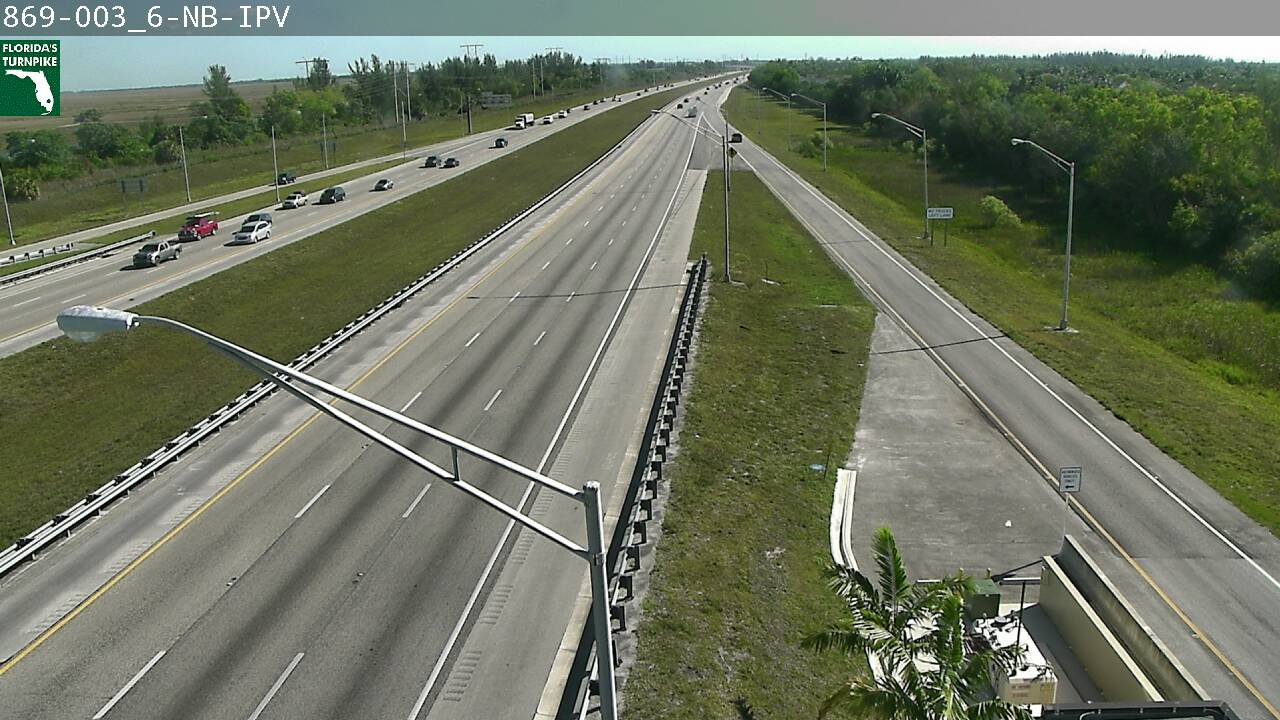 SR869 N at MM3.6 - Northbound - 3228 - Florida