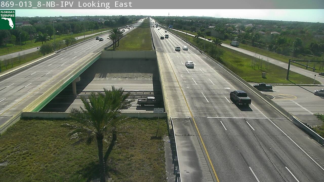 SR869 N at MM14.0 - Northbound - 3240 - Florida