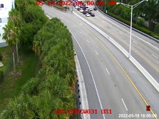 (605) 878US1 - Westbound - 725 - Florida