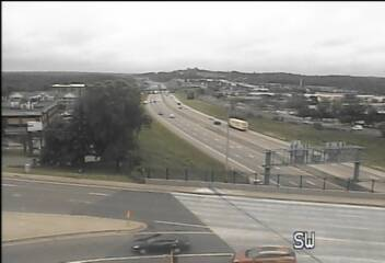 NB @ Co Rd 42 - I-35W - in Burnsville - USA