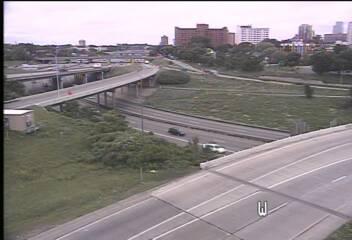 NB @ Hiawatha Avenue - I-35W - in Minneapolis - USA