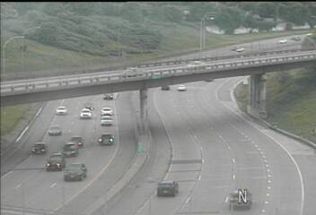 NB @ Hennepin Avenue - I-35W - in Lauderdale - USA