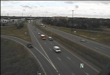 SB @ Co Rd C - I-35W - in Saint Anthony - USA