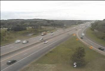 SB @ MN 10 - I-35W - in Mounds View - USA